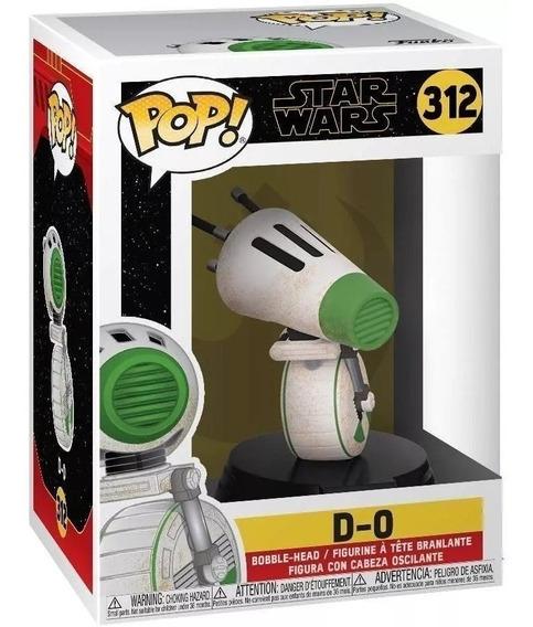 Figura Funko Pop Star Wars - D0 312