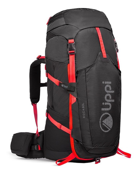 Roca 60 Backpack Negro Lippi