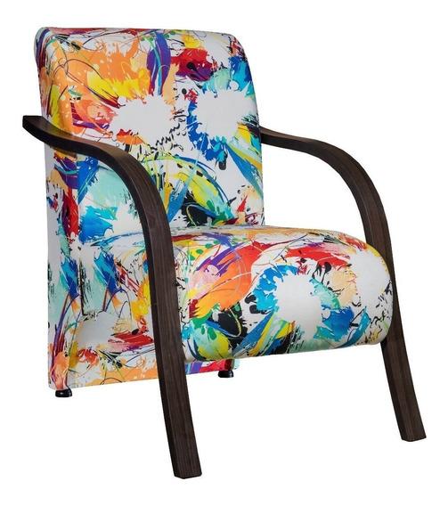 Cadeira Poltrona Decoração Escrit Apt Clinica Recepção 1500