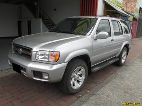 Nissan Pathfinder 3 Serie Superlux Mt 3500cc