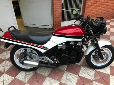 Honda Cbx 750 F Ano 87 Hollywood
