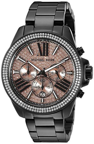 Reloj Michael Kors Mujer Everest Mk5879 Original Importado
