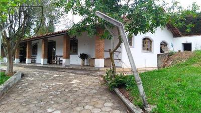 Chácara Com 4 Dormitórios À Venda, 4200 M² Por R$ 650.000 - Mãe Dos Homens - Bragança Paulista/sp - Ch0012