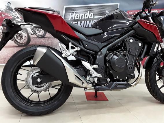 Honda Cb 500f Abs - Painel Digital - Vd / Troco / Financio