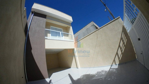 Casa À Venda, 90 M² Por R$ 254.900,00 - Loteamento Residencial Novo Mundo - Campinas/sp - Ca0228