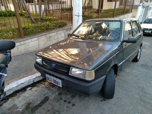 Imagem 1 de 12 de Fiat Uno 2001 1.0 Smart 5p Gasolina
