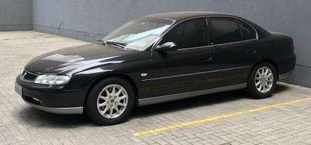 Chevrolet Omega 3,8 V6 Australiano
