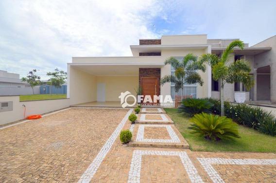 Casa Com 3 Dormitórios À Venda, 172 M² Por R$ 655.000,00 - Condomínio Campos Do Conde Ii - Paulínia/sp - Ca2072