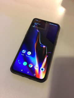 Oneplus 6t Midnight Black 8gb Ram + 128gb