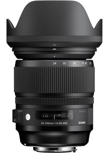 Sigma 24-105 F/4 Dg Os Art Para Canon