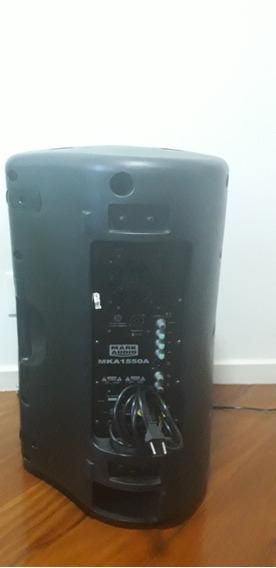 Caixa Ativa Mark Audio Mka 1550 A