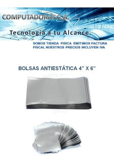 Bolsas Antiestática Para Laptop Paquete De 5 Con Etiqueta