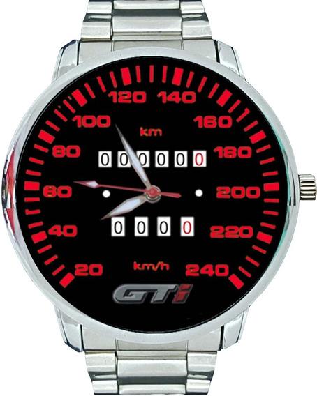 Relógio Original Velocímetro Vw Quadrado Gol Gti 240km Novo