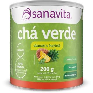 Chá Verde 200g Sanavita