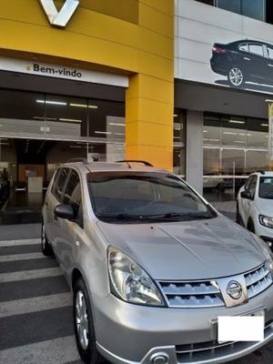Nissan Livina 1.6 S Flex 5p Mt 2012