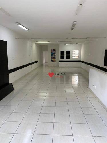 Lindo Salão Comercial - Metrô Carrão - Sl0065