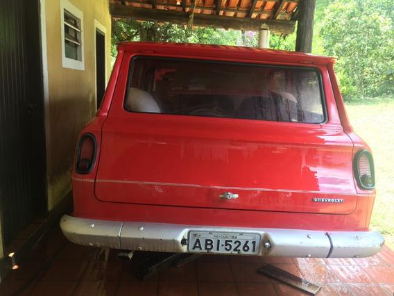 Chevrolet Veraneio 1985