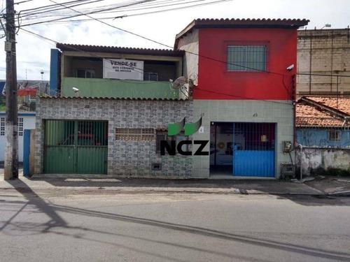 Prédio À Venda, 293 M² Por R$ 850.000,00 - Itinga - Lauro De Freitas/ba - Pr0021