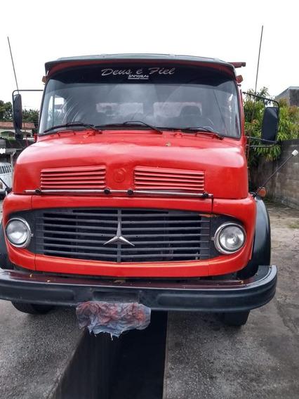 Mb 1113 Ano 1981 Vermelho