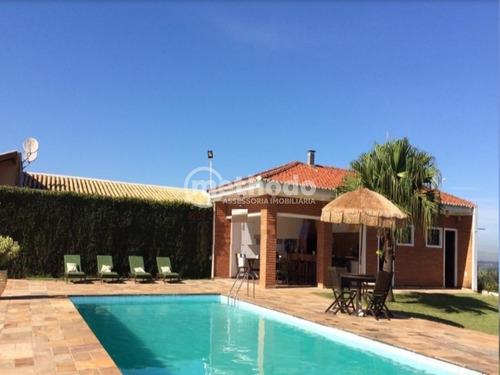 Chácara - Vale Verde - Valinhos - 4 Quartos (1 Suíte), Quintal E Piscina - Ch00052 - 68905500