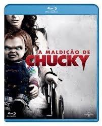 Bluray A Maldição De Chuck - Original