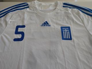 Camisa Seleção Grecia Euro 2008 - Away - Camisa Oficial.....