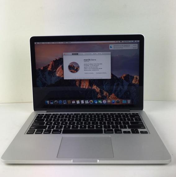 Macbook Pro 2015 I5 8gb 2,7ghz 256ssd Excelente Estado (200 A 450 Ciclos)