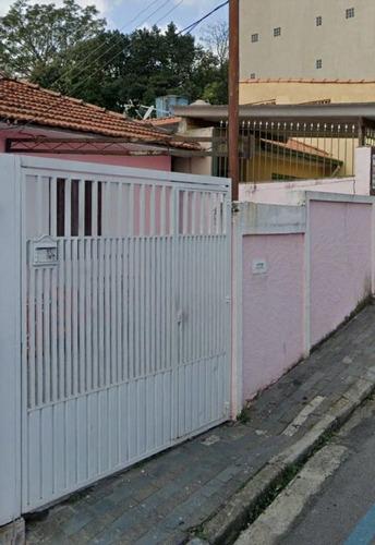 Imagem 1 de 17 de Casa Com 1 Dormitório À Venda, 120 M² - Vila Humaitá - Santo André/sp - Ca11143