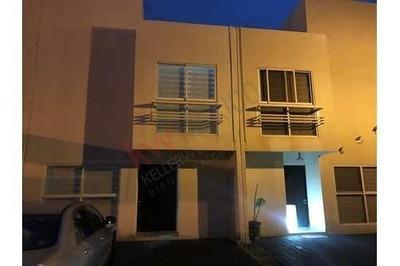 Casa En Renta Semi Amueblada, Parque La Gloria, Queretaro, Qro.