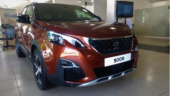 Peugeot 3008 2.0 Gt-line Hdi Tiptronic