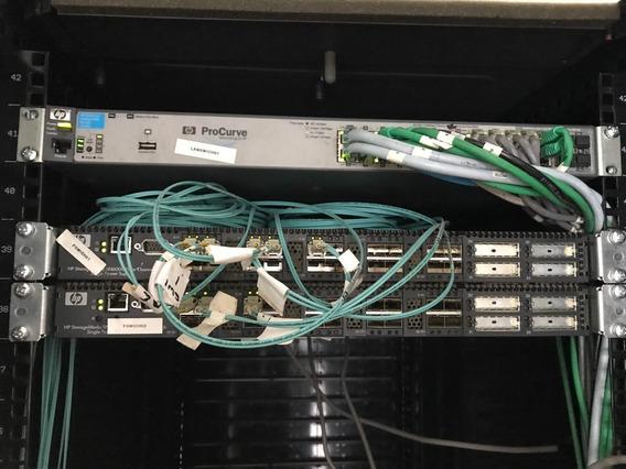 Hp Storageworks Sn6000 Fibre Channel 24 Puertos 8 Gbps