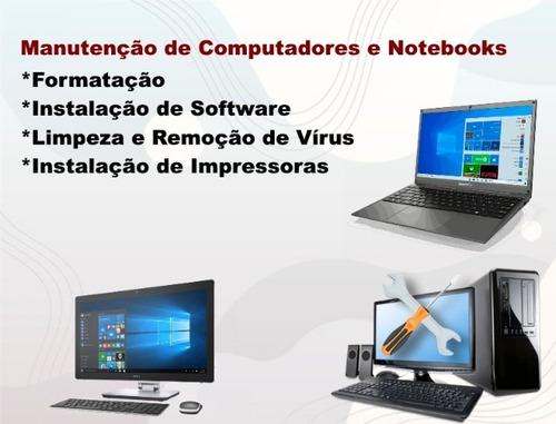 Assistência De Computadores E Notebooks