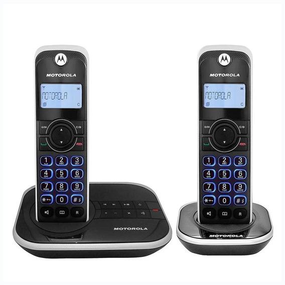 Telefono Inalambrico Motorola Gate4500ce-2 Contestadora Auri