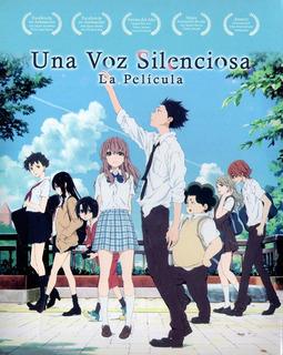 Una Voz Silenciosa La Película Blu-ray + Dvd En Español