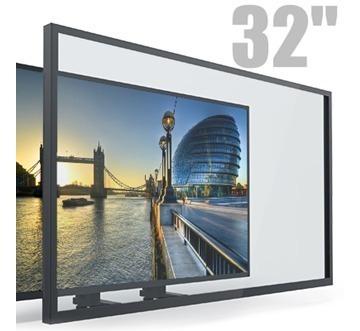 Moldura Frame Touchscreen 32 Espelho Mágico, Toten, Aula