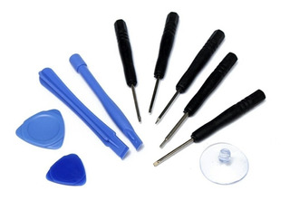 Kit Herramientas Reparacion Display iPhone Destornilladores