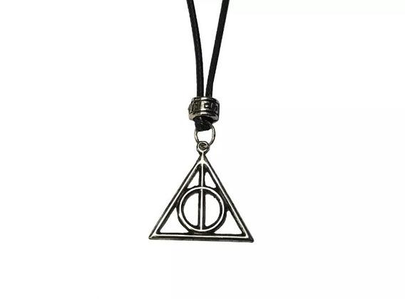 Colar Harry Potter Reliquia Da Morte