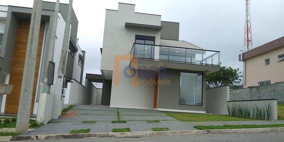 Sobrado De Condomínio Com 3 Dorms, Bella Cittá, Mogi Das Cruzes - R$ 1.2 Mi, Cod: 1511 - V1511