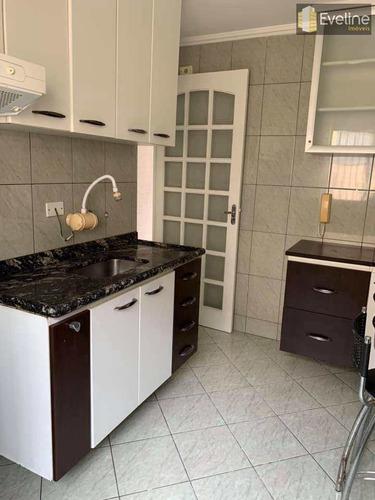 Apartamento Com 2 Dorms, Vila Da Prata, Mogi Das Cruzes - R$ 170 Mil, Cod: 1373 - V1373
