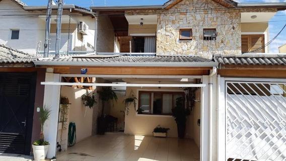 Sobrado Com 3 Dormitórios À Venda, 140 M² Por R$ 650.000,00 - Jardim Santa Clara - Guarulhos/sp - So2413