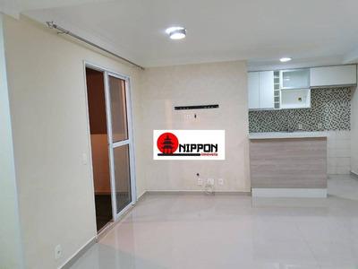Apartamento Com 2 Dormitórios Para Alugar, 66 M² Por R$ 1.800/mês - Vila Rosália - Guarulhos/sp - Ap1390