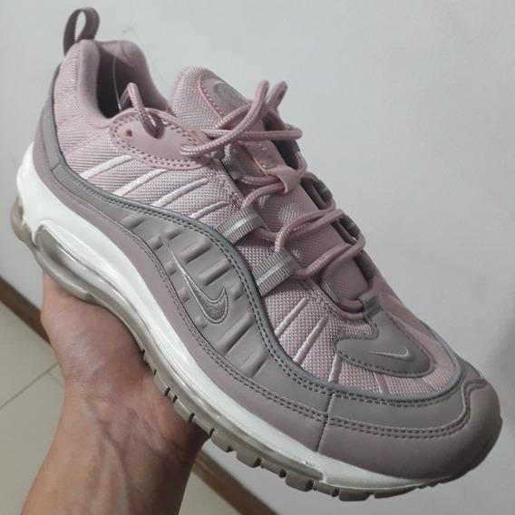 air max 98 rosa