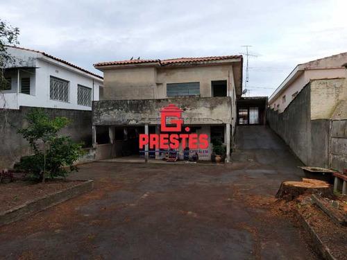 Casa De Rua-à Venda-jardim Santa Rosália-sorocaba - Stca30219