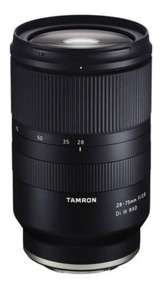 Lente Tamron 28-75mm F/2.8 Di Iii Rxd Para Sony E