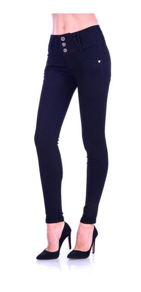 Pantalón De Mezclilla Jeans Gal-902