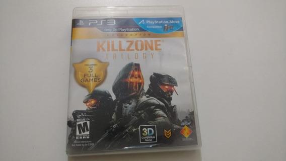 Jogo Ps3 - Killzone Trilogy (usado)