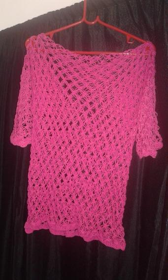 Remeras Playeras A Crochet