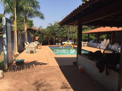 Chácara Rural À Venda, Chácaras Bauruenses, Bauru. - Ch0038