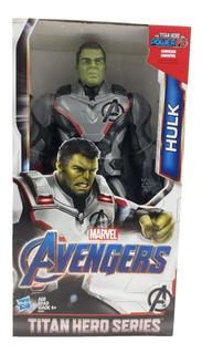 Hulk Titan Hero Power Avengers 30 Cm Marvel Hasbro