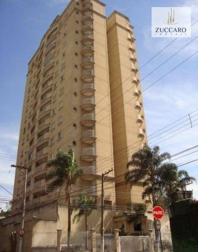 Apartamento Residencial À Venda, Parque Renato Maia, Guarulhos. - Ap6943